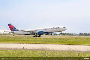 Delta Air Lines hat ihre erste A330-900