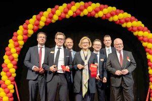 DHL Freight eröffnet Campus am Flughafen Wien