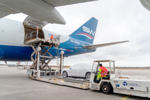"""""""Humanitäre Logistik"""" vom Leipzig Halle Airport"""