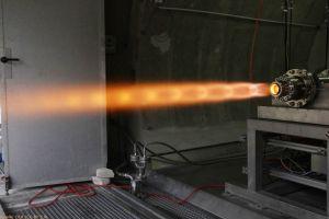 Hybridantrieb von Raketen im Test erfolgreich