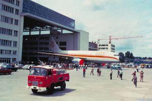 Airbus: Geburtsstunde vor 50 Jahren