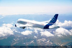 A220 jetzt von Airbus Canada Limited Partnership