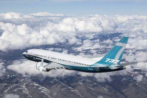 Boeing NG mit fehlerhaften Teilen im Vorflügel