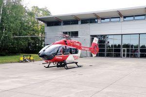H145 für Bad Berka: 24/7 Rettungshubschrauber