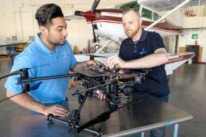 Boeing steigt bei Drohnen-Dienstleister ein