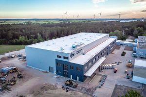 MTU Maintenance mit Logistikzentrum in Ludwigsfelde