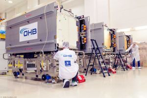 OHB vor nächster Tranche an Galileo-Satelliten