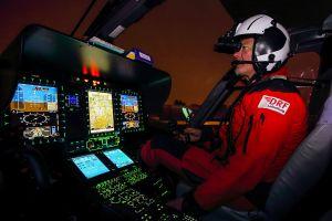 Fluglehrer der DRF bei Lufthansa Aviation Training
