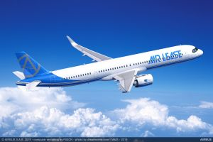 Airbus A321XLR für Air Lease Corporation