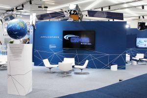 Projekte von OHB SE auf der Paris Air Show