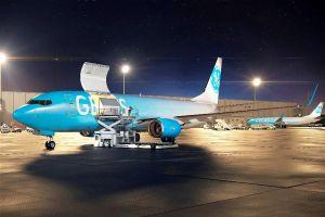 GECAS ordert weitere Frachter Boeing 737-800BCF