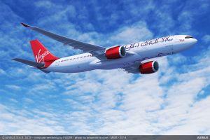 Virgin Atlantic erneuert Flotte mit Airbus A330neo