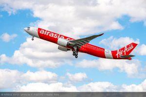 Airbus zeigt ersten A330neo für AirAsia Group