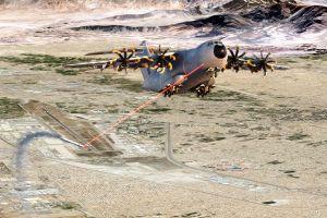 A400M soll Selbstschutz DIRCM erhalten