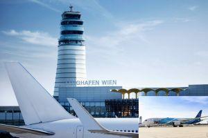 Dreamliner von China Southern in Wien angekommen