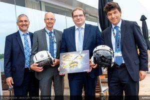 Airbus Helicopters gratuliert ADAC Luftrettung
