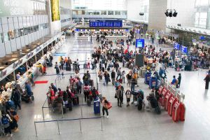 Fast Viertelmillion Passagiere am Fraport – pro Tag