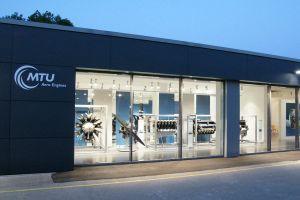 Museum der Luftfarttriebwerke der MTU öffnet