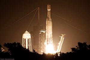 NASA erfolgreich mit Start und Landung
