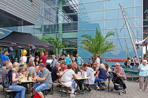 Sommerfest am FMO mit Luftfahrt heute und historisch