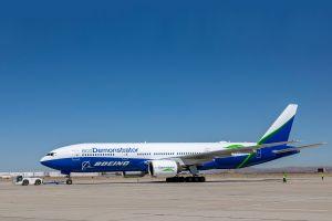 Boeing schickt 777 ecoDemonstrator nach Deutschland