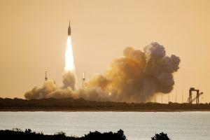 Raumschiff Orion: Rettungssystem beim Test erfolgreich