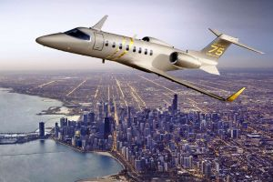 Learjet 75 Liberty von Bombardier enthüllt
