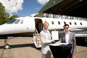 Airline Exxaero für Privatjets am EDLV gegründet