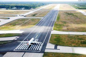 Bombenentschärfung ändert Flugverkehr am Fraport