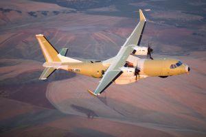 Airbus C295 für Kanada erlebt Jungfernflug