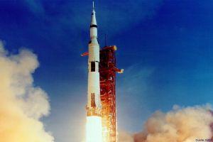 ISS beobachten: mit Mond von Apollo 8 bis Chang´e 4