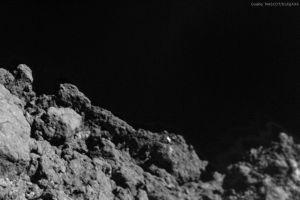 MASCOT: Lander auf Asteroid hat gute Nachrichten