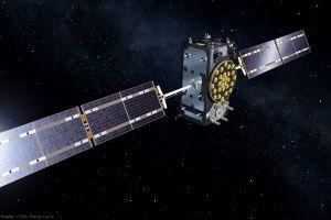 Galileo: nach Ausfall wieder regulärer Testbetrieb