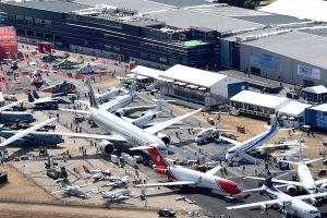 Farnborough Airshow: Themen stehen, mehr Aussteller