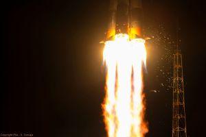 Luca Parmitano: ESA-Astronaut auf ISS angekommen