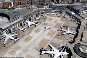 Luftverkehr geht in Deutschland stärker zurück