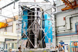 Raumsonde JUICE beginnt Reise durch Europa