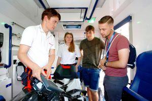 Tech-Night lädt Jugendliche zum Flughafen Frankfurt ein