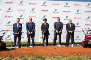 HondaJet Elite: Erweiterung für Flügelproduktion