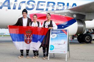 FDH jetzt Ziel der Air Serbia ab Drehkreuz Niš