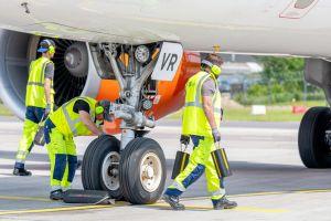 Flughäfen empfangen Azubis – neue Bewerbungsrunde