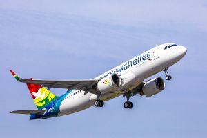 Airbus liefert ersten A320neo für Afrika