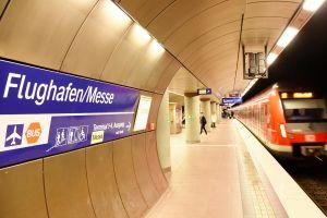 Bahn macht Umwege: Neue S-Bahn zum Flughafen Stuttgart