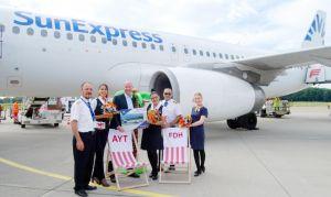 SunExpress nimmt Antalya ab Friedrichshafen auf