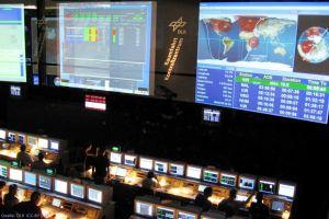 EDRS-C, die Datenrakete vor dem Start ins All