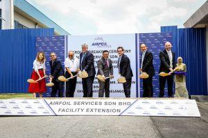 ASSB setzt Spatenstich für Erweiterung in Malaysia