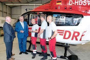 Rettungshubschrauber fliegen meiste Einsätze in Bayern