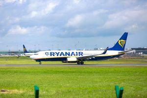 Ryanair: niedrigster CO2-Ausstoß pro Personenkilometer