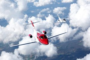 Hondajet führt bei Business Jets