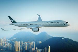 Cathay Pacific in Hong Kong zwischen den Fronten